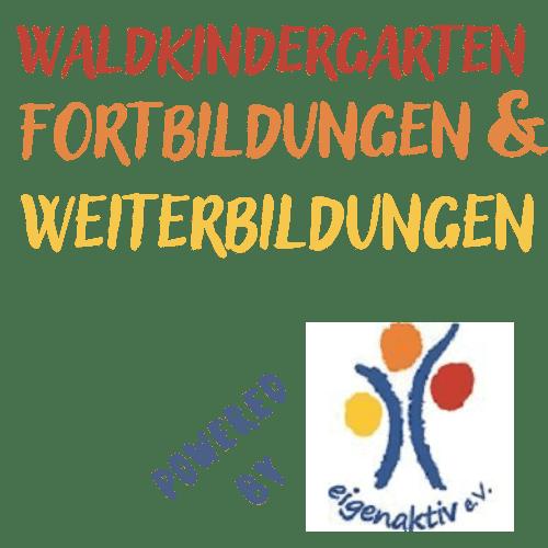 Logo Waldkindergarten Fortbildungen Weiterbildungen